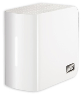 The new Apple Mybook NAS